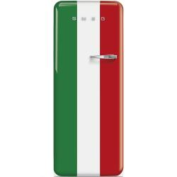 Brand: SMEG, Model: FAB28UBER1, Style: Italian Flag, Left Hinge Door Swing