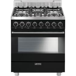 Brand: SMEG, Model: C30GGXU1, Color: Black