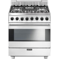 Brand: SMEG, Model: C30GGXU1, Color: White