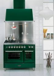 Brand: Ilve, Model: UMTD100FDMPI, Color: Emerald Green
