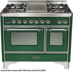 Brand: Ilve, Model: UMD1006DMPX, Color: Emerald Green