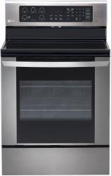 Brand: LG, Model: LRE3061, Color: Stainless Steel