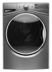 Brand: Whirlpool, Model: WFW9290FW, Color: Chrome Shadow