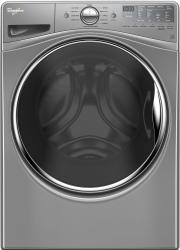 Brand: Whirlpool, Model: WFW90HEFC, Color: Chrome Shadow