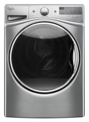 Brand: Whirlpool, Model: WFW92HEFC, Color: Diamond Steel