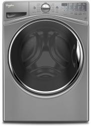 Brand: Whirlpool, Model: WFW92HEFU, Color: Chrome Shadow