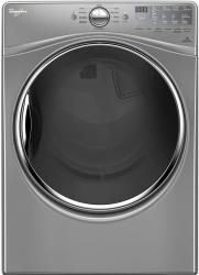 Brand: Whirlpool, Model: WGD92HEFW, Color: Chrome Shadow