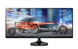 Brand: LG Electronics, Model: 25UM58P, Color: Black