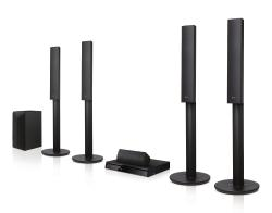 Brand: LG Electronics, Model: LHB655, Color: Black