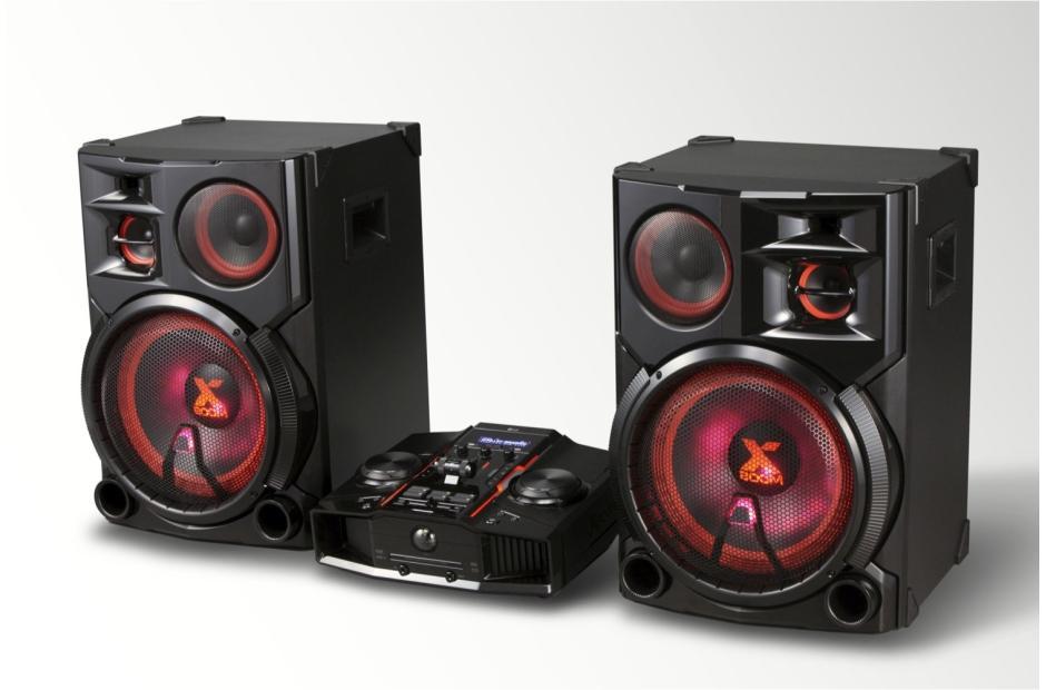 Cm9960 Lg Electronics Cm9960 Audio Black
