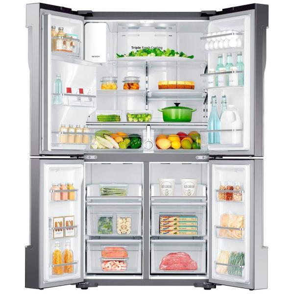 Rf28k9070sr Samsung Rf28k9070sr French Door Refrigerators