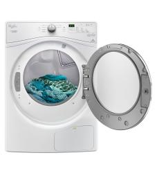 Brand: Whirlpool, Model: WED7990FW