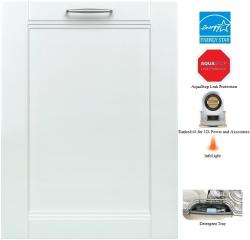 Brand: Bosch, Model: SHP53T55UC, Color: Custom Panel and Handle Ready