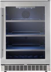 Brand: DANBY, Model: DBC056D4BSSPR, Style: 24 Inch Built-In Beverage Center