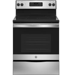 Brand: GE, Model: JBS60RD, Color: Stainless Steel