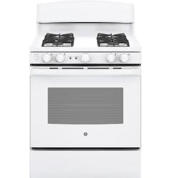Brand: GE, Model: JGB450DEKWW, Color: White