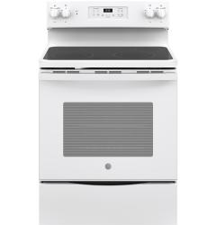 Brand: General Electric, Model: JB645EKES, Color: White