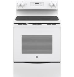 Brand: General Electric, Model: JB625RKSS, Color: White