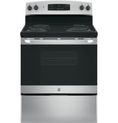 Brand: GE, Model: JBS27RKSS, Color: Stainless Steel