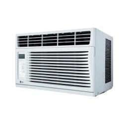 Brand: LG, Model: LW6016R, Style: 6,000 BTU Window Air Conditioner