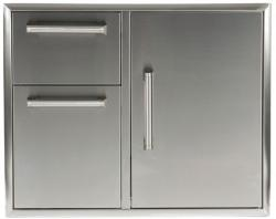 Brand: Coyote, Model: CCD2DC31, Color: Stainless Steel