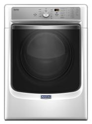 Brand: Maytag, Model: MED8200FW, Color: White