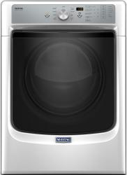 Brand: Maytag, Model: MED5500FW, Color: White