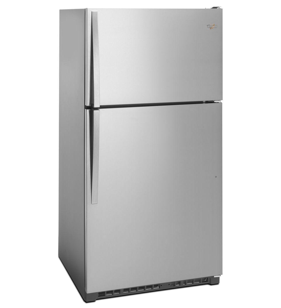 Wrt311fzd Whirlpool Wrt311fzd Top Freezer Refrigerators