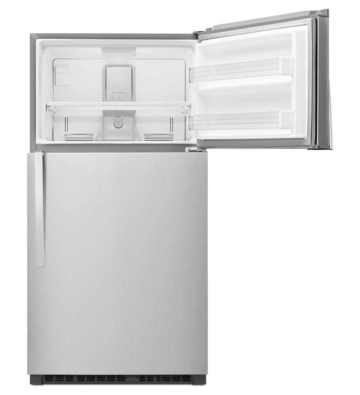 Wrt541szd Whirlpool Wrt541szd Top Freezer Refrigerators