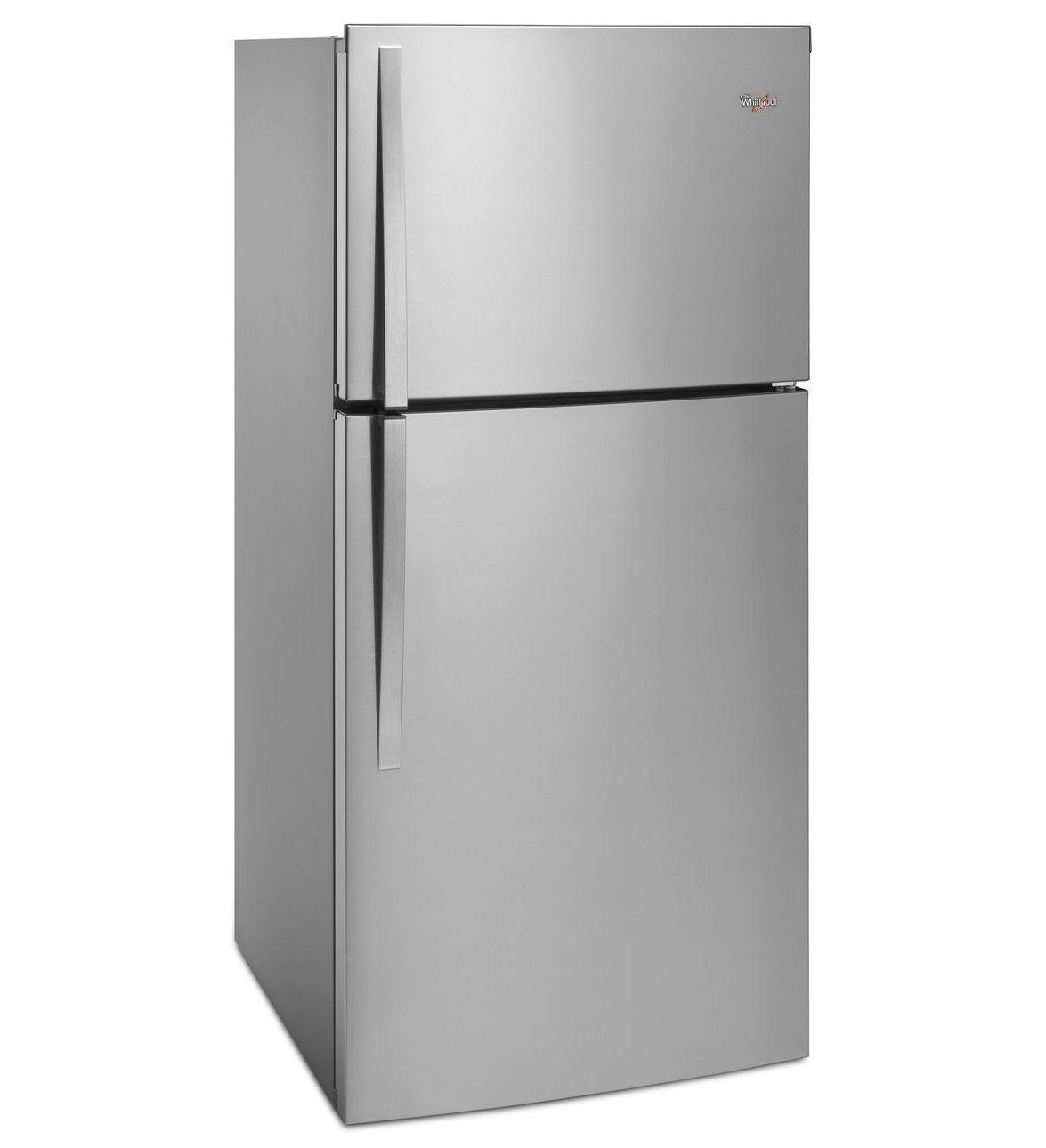 Wrt549szd Whirlpool Wrt549szd Top Freezer Refrigerators