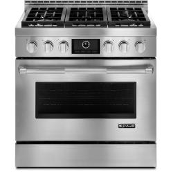 Brand: Jenn-Air, Model: JLRP436WP, Color: Stainless Steel