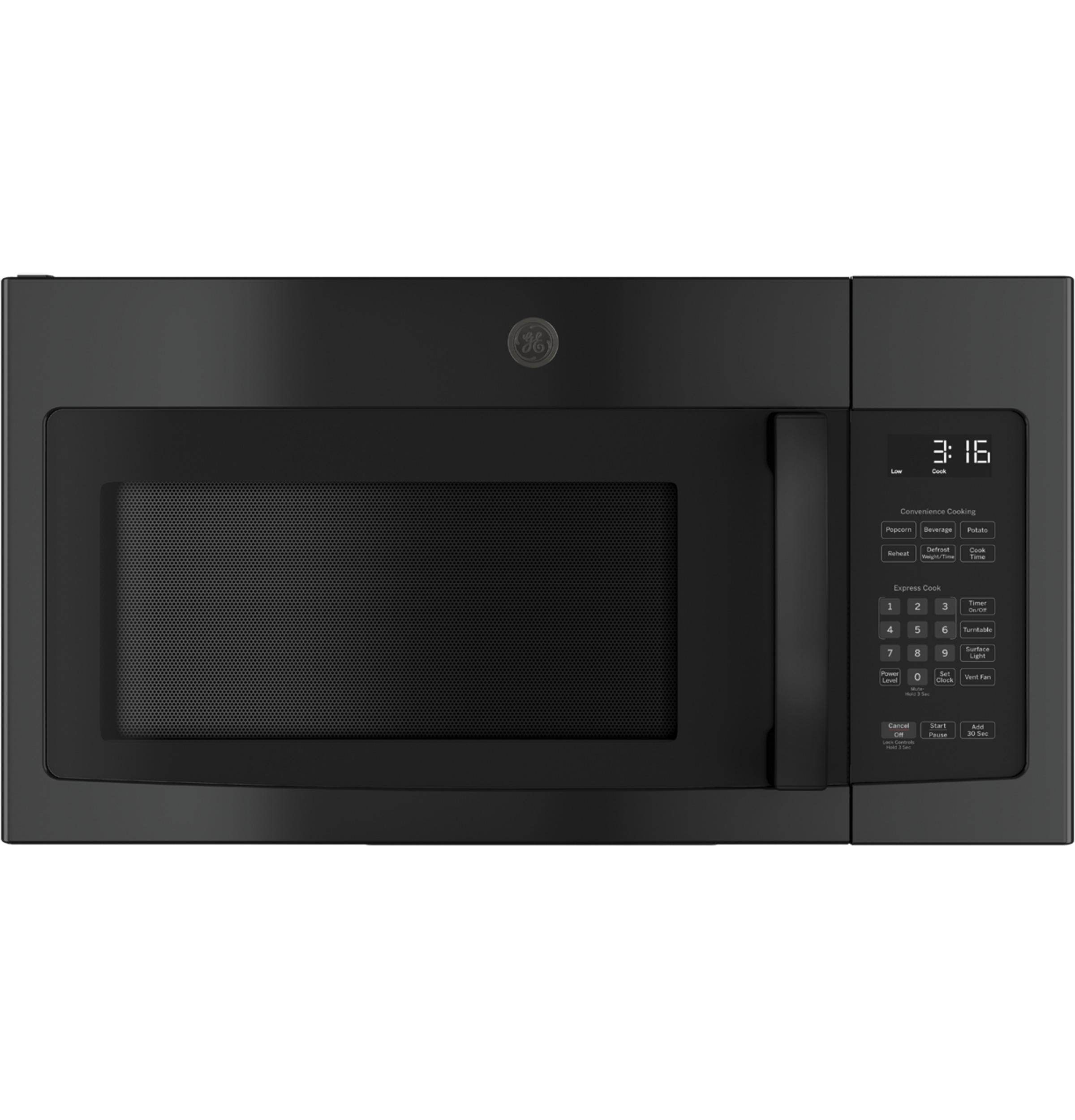 General Electric Ge R 1 6 Cu Ft Over The Range