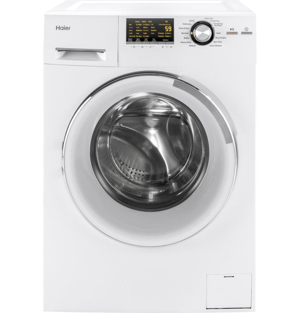 Haier 24 Inch Washer Dryer Combo With 2 0 Cu Ft Capacity
