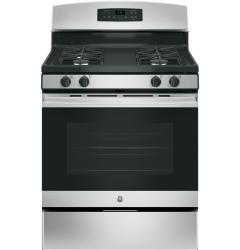 Brand: General Electric, Model: JGB635, Color: Black On Stainless