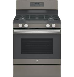 Brand: GE, Model: JGB645EEKES, Color: Slate