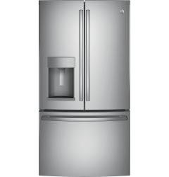 Brand: GE, Model: GFE26GMKES, Color: Stainless Steel