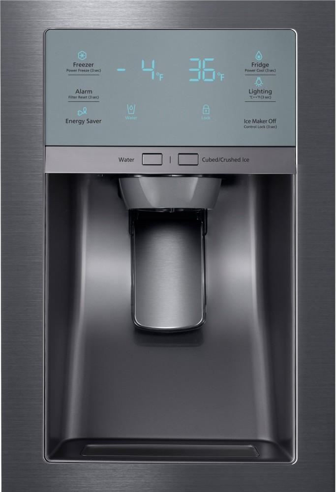 Rf22kredbsr Samsung Rf22kredbsr French Door Refrigerators