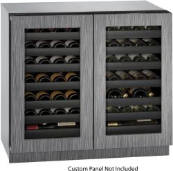 Brand: U-LINE, Model: U3036WCWCINT00B, Style: 36 Inch Built-In Wine Storage