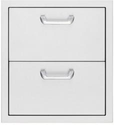 Brand: LYNX, Model: LUD519, Style: 19 Inch Double Drawers