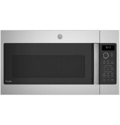 Brand: GE, Model: PVM9179, Color: Stainless Steel