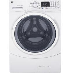 Brand: GE, Model: GFW450SSKWW, Color: White