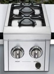 Brand: Capital, Model: PROSB30, Style: BUILT IN DOUBLE BURNER 30K
