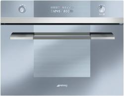 Brand: SMEG, Model: SCU45MCS1, Color: Stainless Steel