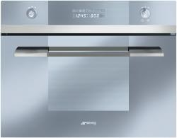 Brand: SMEG, Model: SCU45VCS1, Color: Stainless Steel
