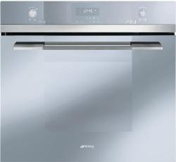 Brand: SMEG, Model: SOU130S, Style: 30 Inch Wall Oven