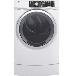 Brand: General Electric, Model: GFD49ERPKRR, Color: White