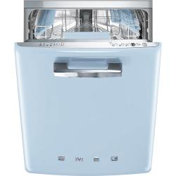 Brand: SMEG, Model: STFABUBL, Color: Pastel blue