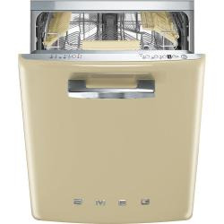 Brand: SMEG, Model: STFABUBL, Color: Cream