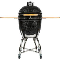 Brand: Coyote, Model: , Style: Smoker with Cart and Side Shelves