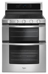 Brand: Whirlpool, Model: WGG745S0FH, Color: Stainless Steel